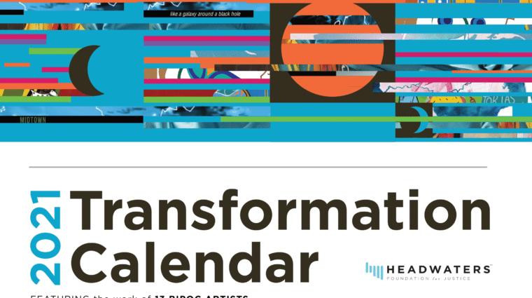 2021 Transformation Calendar Cover 1